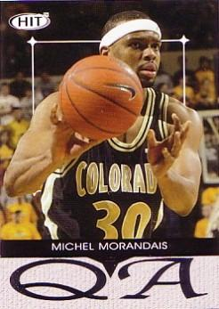 2004 SAGE HIT Q&A #Q30 Michel Morandais