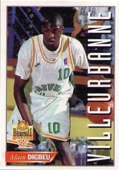 1995 Panini Alain Digbeu # 134