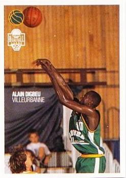 1996 Panini Alain Digbeu # 154