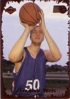1999 Collector's Edge Rookie Rage #44 Frederic Weis