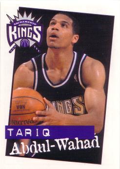 1998-99 Panini Stickers #139 Tariq Abdul-Wahad