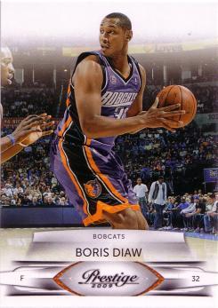 Prestige #10 Boris Diaw