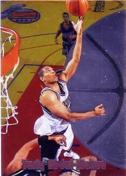 1997-98 Bowman's Best #122 Tariq Abdul-Wahad RC