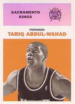 1998-99 Fleer Classic '61 #112 Tariq Abdul-Wahad