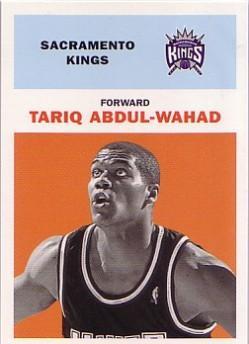 1998-99 Fleer Vintage '61 #112 Tariq Abdul-Wahad