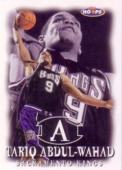 1998-99 Hoops #44 Tariq Abdul-Wahad