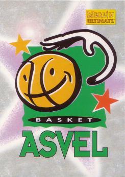 1997 Merlin Ultimate Logo Asvel #46
