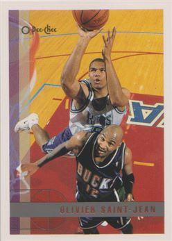 1997-98 Topps O-Pee-Chee #188 Olivier Saint-Jean