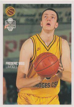 1996 Panini Frederic Weis 88