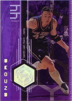 1998-99 Upper Deck Encore Driving Forces #F3 Keith Van Horn