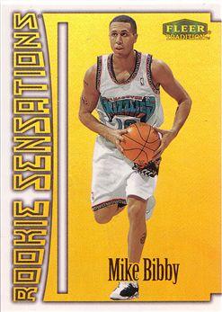 1999-00 Fleer Rookie Sensations #1 Mike Bibby