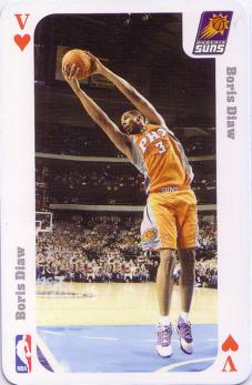 2006 Mondial Basket Valet de Coeur