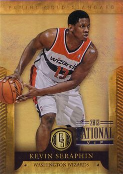 2012-13 Panini Gold Standard #166 Kevin Seraphin National Convention