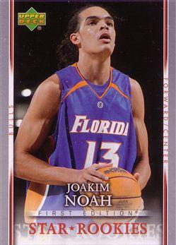 2007-08 Upper Deck First Edition #209 Joakim Noah RC
