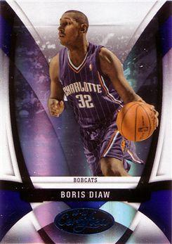 2009-10 Certified Mirror Blue #130 Boris Diaw