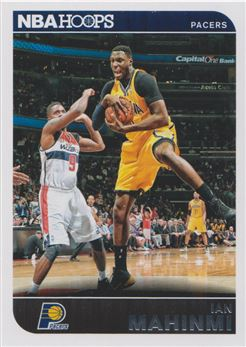 2014-15 Hoops Red Backs #194 Ian Mahinmi