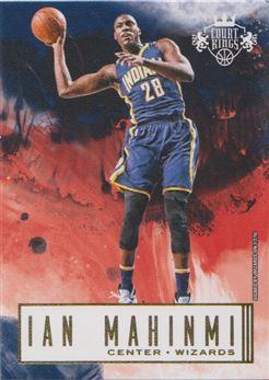 2016-17 Court Kings #48 Ian Mahinmi