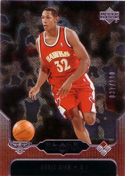 Black Diamond Boris Diaw 2 - Red