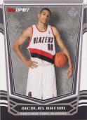 NBA 2008/09 (Rookie year)