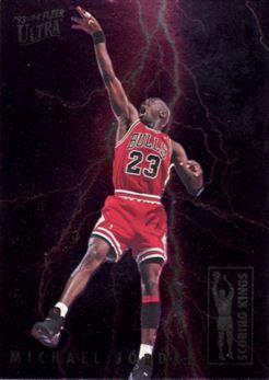 1993-94 Ultra Scoring Kings #5 Michael Jordan
