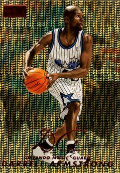 1998-99 SkyBox Premium Star Rubies #116 Darrell Armstrong