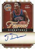 2009-10 Famed Signatures