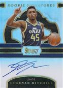 2017-18 Select Rookie Signatures
