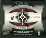 2007-08 Ultimate Collection Signatures
