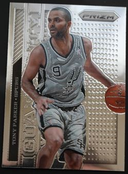 2013-14 Panini Prizm Guard Duty #12 Tony Parker
