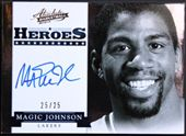 2012-13 Absolute Heroes Autographs