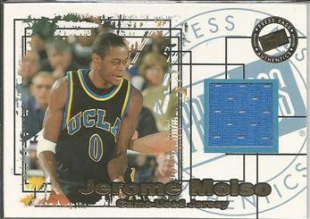 2000 Press Pass SE Jersey Cards #JC8 Jerome Moiso