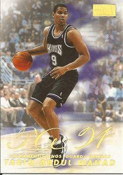 1998-99 SkyBox Premium #74 Tariq Abdul-Wahad