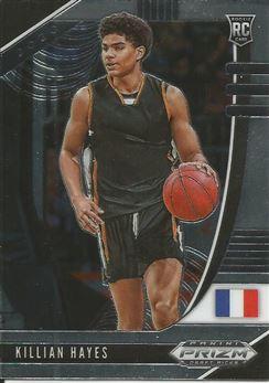 2020-21 Panini Prizm Draft Picks #12 Killian Hayes