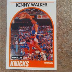 1989-90 Hoops #3 Kenny Walker