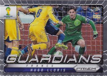 2014 Panini Prizm World Cup Guardians #11 Hugo Lloris