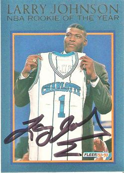 Charlotte Hornets Collection Autographs Tc Collector Thehornetsfan