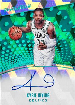 10 Kyrie Irving