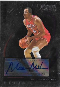 2006-07 Trademark Moves Moses Malone