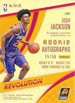 RC 16 Josh Jackson