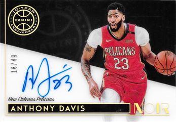 Anthony Davis Pelicans