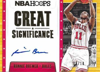 758 Hoops Great SIGnificance 69 Gold