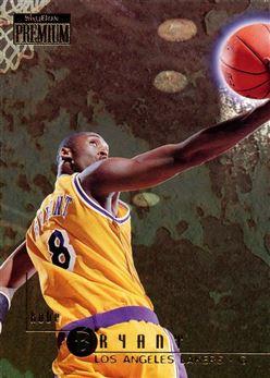1996-97 Skybox Premium 55 Kobe Bryant RC