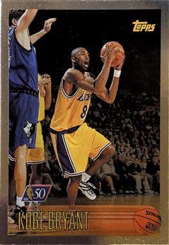 1996-97 Topps 138 NBA 50th Anniversary RC