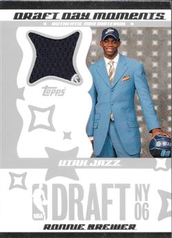 Big Game Draft Day Moments RB (a1) Jersey