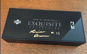 2006-07 Exquisite Box signed IP