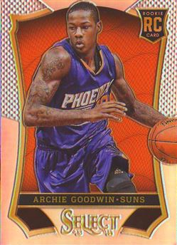 2013-14 Select Prizms #177 Archie Goodwin
