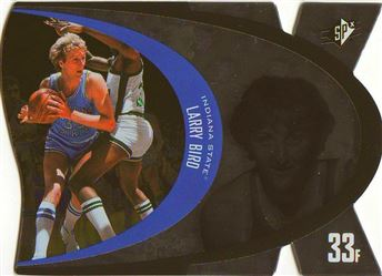 2014-15 SPx '97 Inserts #9721 Larry Bird