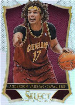 2013-14 Select Prizms #111 Anderson Varejao