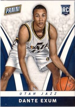 2014 Panini Boxing Day Thick Stock #31 Dante Exum