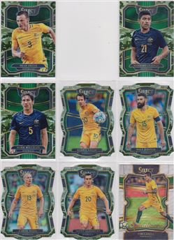 2017-2018 Panini Select Soccer 11 Prizm Camo 20
